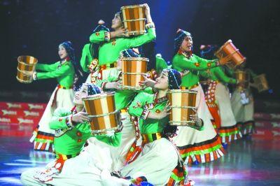 青海省艺术院团原创舞蹈比赛