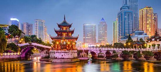 贵阳 南明河 (图片来源:经济学人智库)