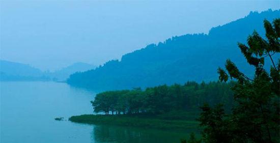 万州武陵镇。图片来源于