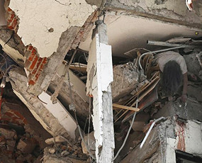 墨西哥7.1级强震 已致134人死亡