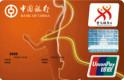 中银全民健身运动篮球卡(银联,人民币,普卡)