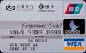 兴业VISA公务卡(银联+VISA,人民币+美元,普卡)