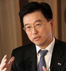 中海集运董事长李绍德(图片来源:中国经营网)