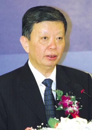 原广深铁路董事长吴俊光。(资料图片)