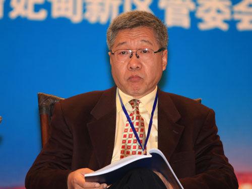 图为中国社科院世界社会保障中心主任郑秉文。(资料图)