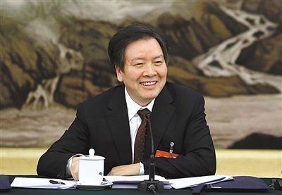 图为河北省委书记周本顺。(资料图)