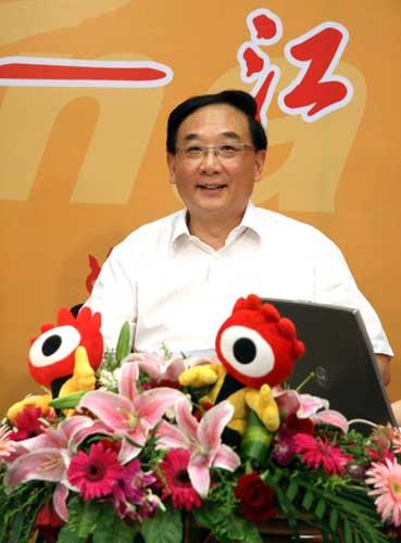 原南通市委常委、通州市委书记陈照煌先生