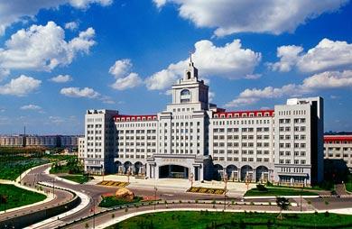 哈尔滨各大学风采