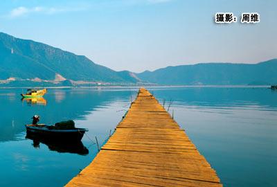 深圳大鹏半岛 自然与历史赋予的遗世奇珍(图)