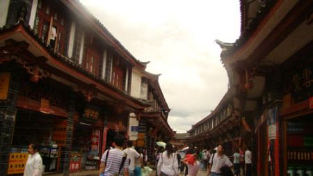 丽江古城:大地震中涅盘重生成就世界三遗产