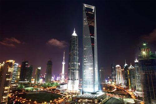 浦东开发开放20年:陆家嘴成上海最具魅力地方