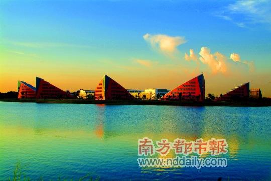 东莞产业升级之松山湖模本 中国制造到中国智造