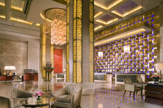 最佳环保酒店候选:长沙运达喜来登酒店