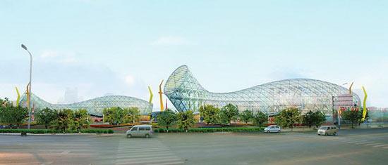 刘三姐文化娱乐中心项目规划方案通过审议