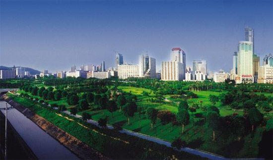 走进深圳:体育运动为这座青春之城增添新魅力