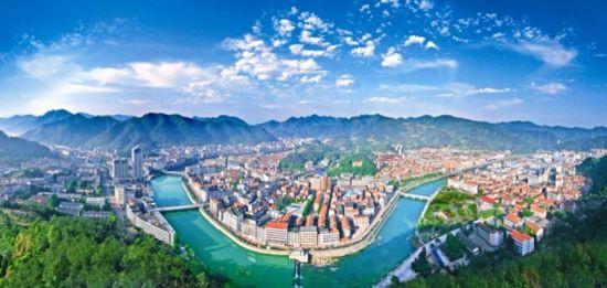 磐安:建设生态经济区 打造休闲养生城(图)