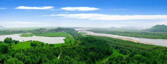 珲春市候选景区:防川国家级风景区名胜区(组图)