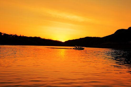 安图县候选景区:雪山湖旅游度假区(组图)