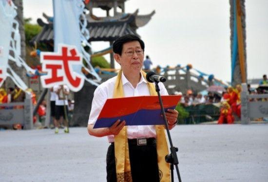 2012舟山群岛・中国海洋文化节开幕(图)