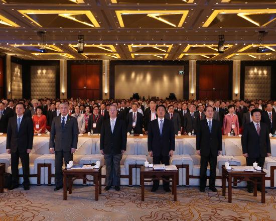 第十五届中国科协年会在贵阳隆重召开