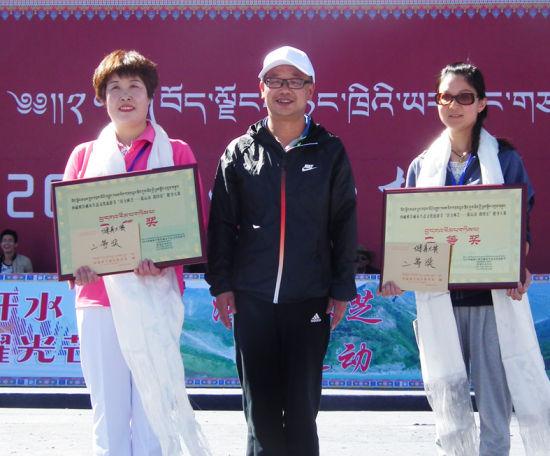 健身项目表演暨第二届健身技能大赛成功举办