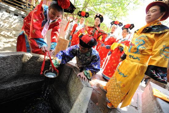 第二届北京西山八大处文化节29日盛大开幕