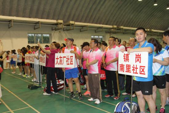 王佐地区全民健身羽毛球邀请赛活动