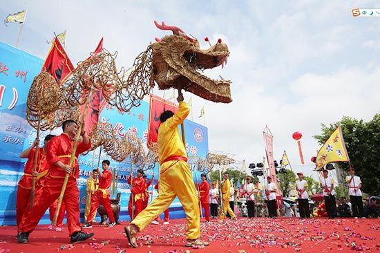 中国文化遗产日:钦州亮点多