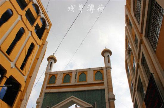 走进呼和浩特回民区 领略浓郁的伊斯兰风情