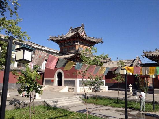 绥远城将军衙署:军事文化和战争文化于一体