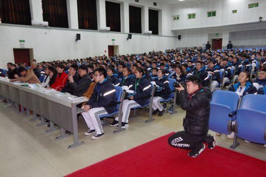470余名沈阳师大附属学校师生进京体验研学旅行