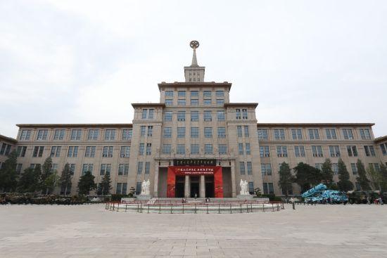 """""""50多岁""""的中国人民革命军事博物馆完成第一次改扩建"""