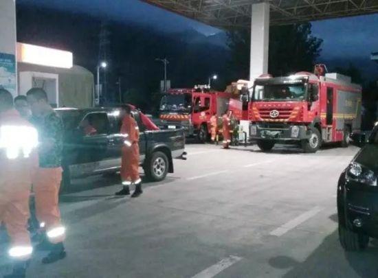 四川九寨沟地震12小时30家央企迅速投入抢险救援