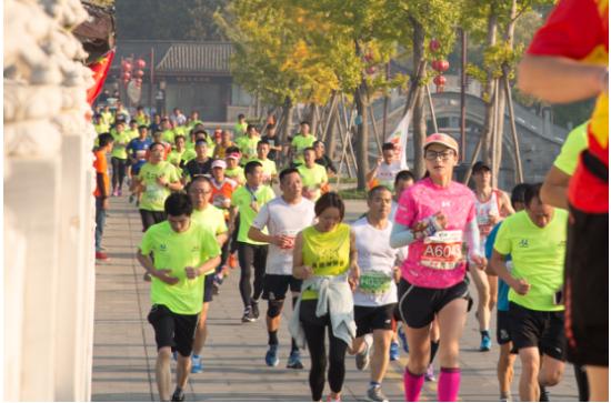 中江国际・2017洪泽湖国际马拉松赛精彩回顾