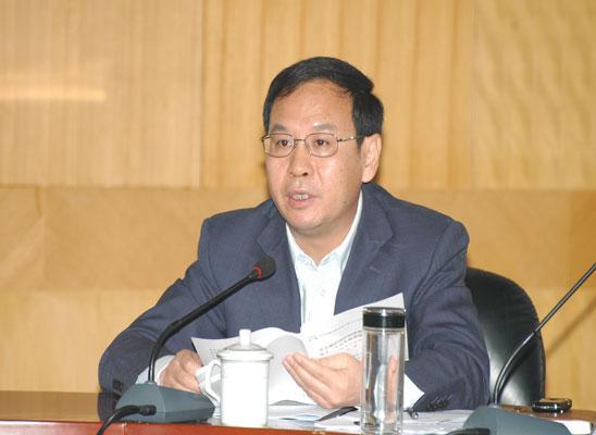 山西省发改委副主任王赋去向 调任何职 接替李