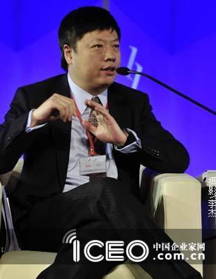 易凯资本有限公司CEO王冉