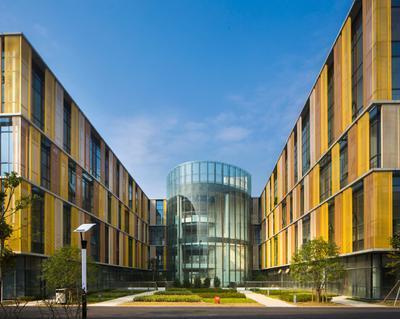 5产业园,苏州吴中科技园企业总部,苏州太湖金港商业综合体分别荣获图片