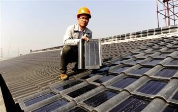 合大太阳能布局屋顶光伏市场 搭建光伏业淘顶