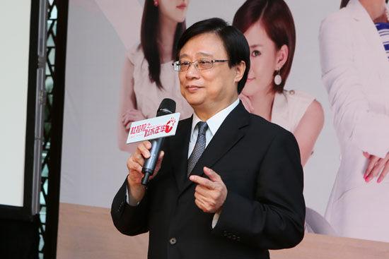 中欧院长朱晓明教授致欢迎辞