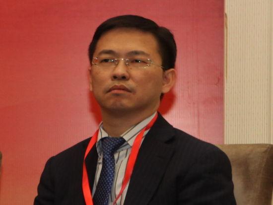 景泰利丰投资公司董事长张英飙