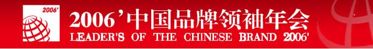 2006中国品牌领袖年会
