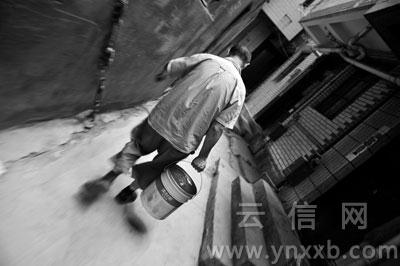 昆明城中村改造催生两万个百万富翁(组图)