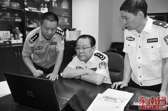 厦门市公安局长微博问政 网民可发私信反馈信息