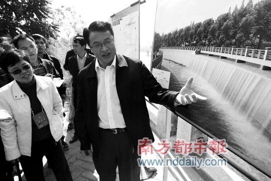 广州水务局长:治水花872亿 将卖地还水债