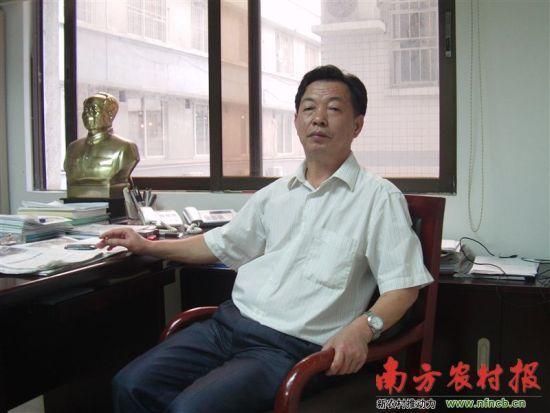 广东民政厅官员谈村民自治:称感到悲观失望(图)