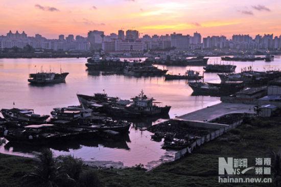 新港秀英港将成历史 海口港口变迁见证城市发展