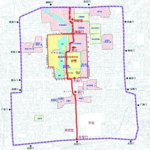 北京天坛规划疏解搬迁周边老旧小区