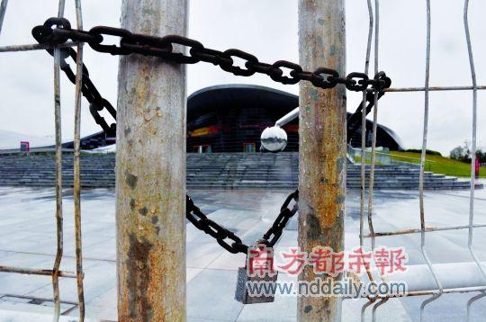 广州开放亚运场馆冷热不均 个别近乎闲置(图)