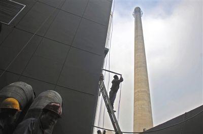 北京规定未通过环评审查的项目不得供水供电(图)