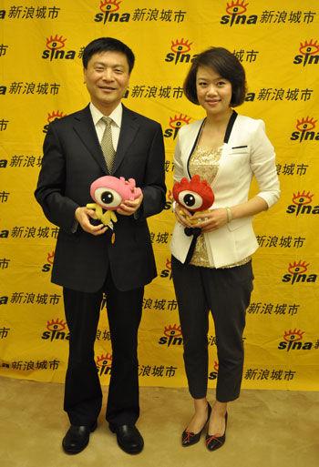 专访:北京东城区常务副区长徐熙解读首届京交会